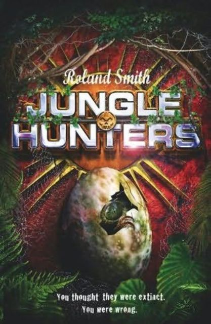 Jungle Hunters Cover