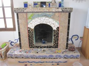 Rental Fireplace 1